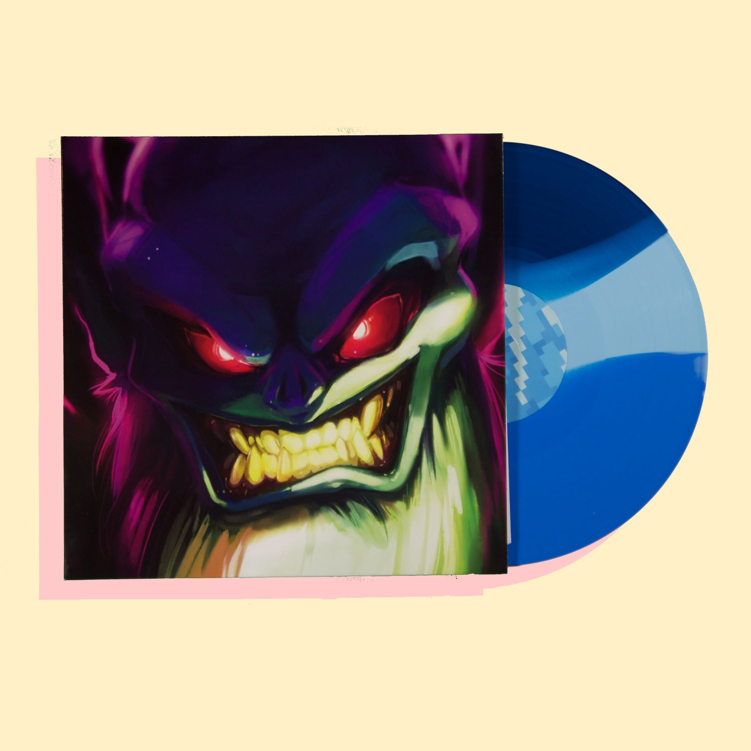 CRYPT OF THE NECRODANCER OST (DELUXE 2xLP)
