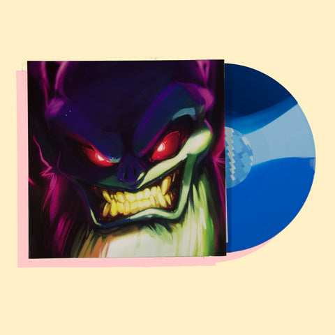 Crypt of the Necrodancer OST (Deluxe Double LP)