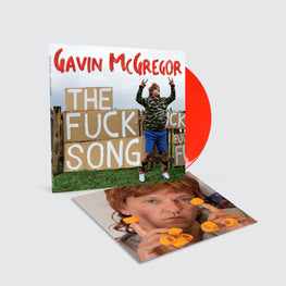 [PRE-ORDER] GAVIN MCGREGOR - THE FUCK SONG 7""