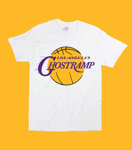 GHOST RAMP BASKETBALL TEE