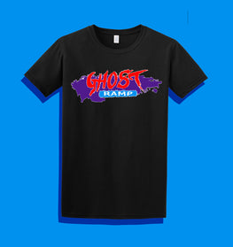 GHOST RAMP VIDEO GAME TEE #1