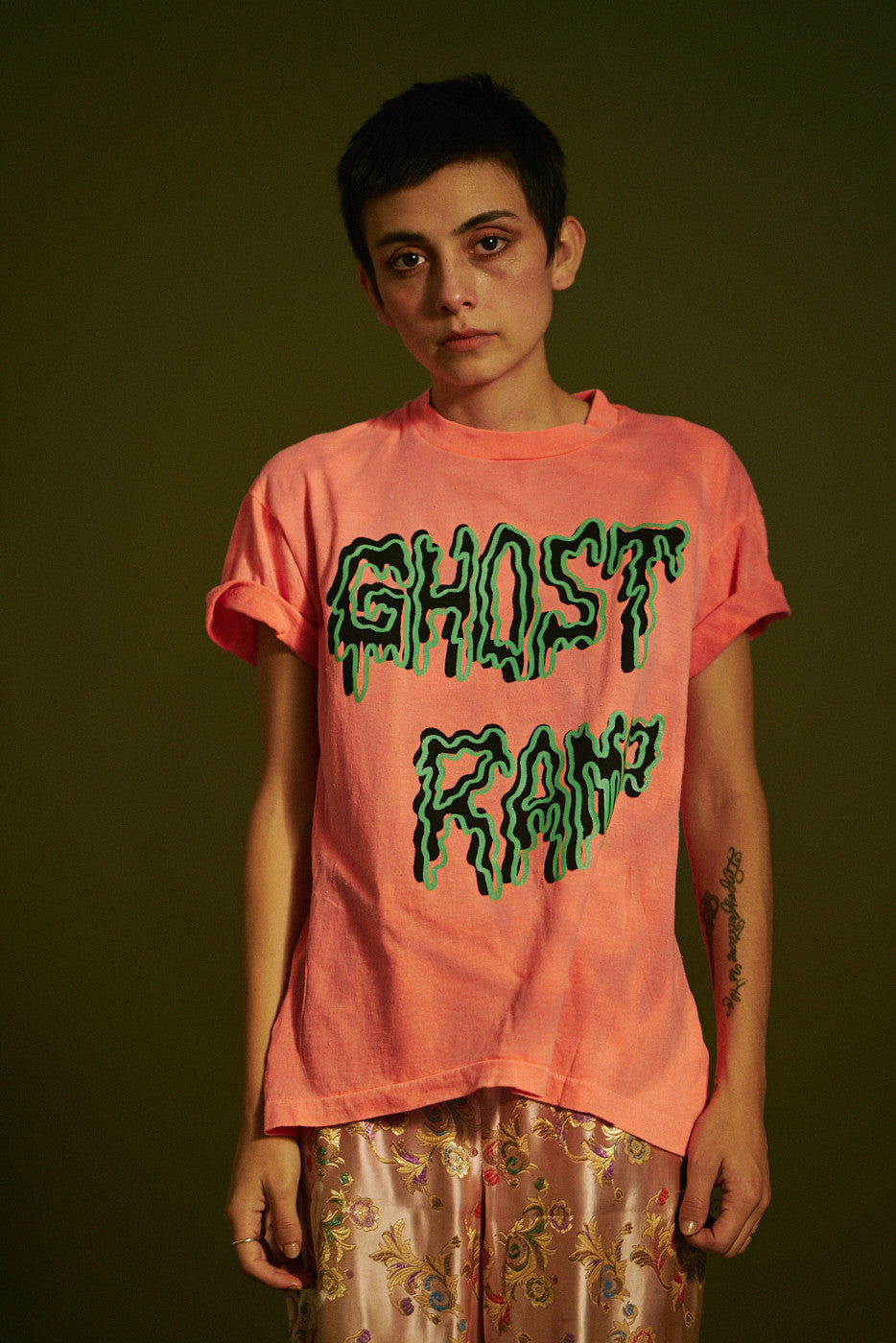 GHOST RAMP SPOOKY TEE