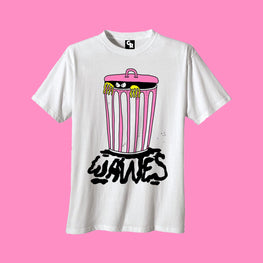 WAVVES TRASH CAN TEE