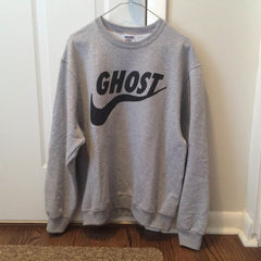 Ghost Ramp SWOOSH Crewneck