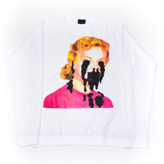 Penelope Gazin 'Sweet Valley' Crewneck Sweater