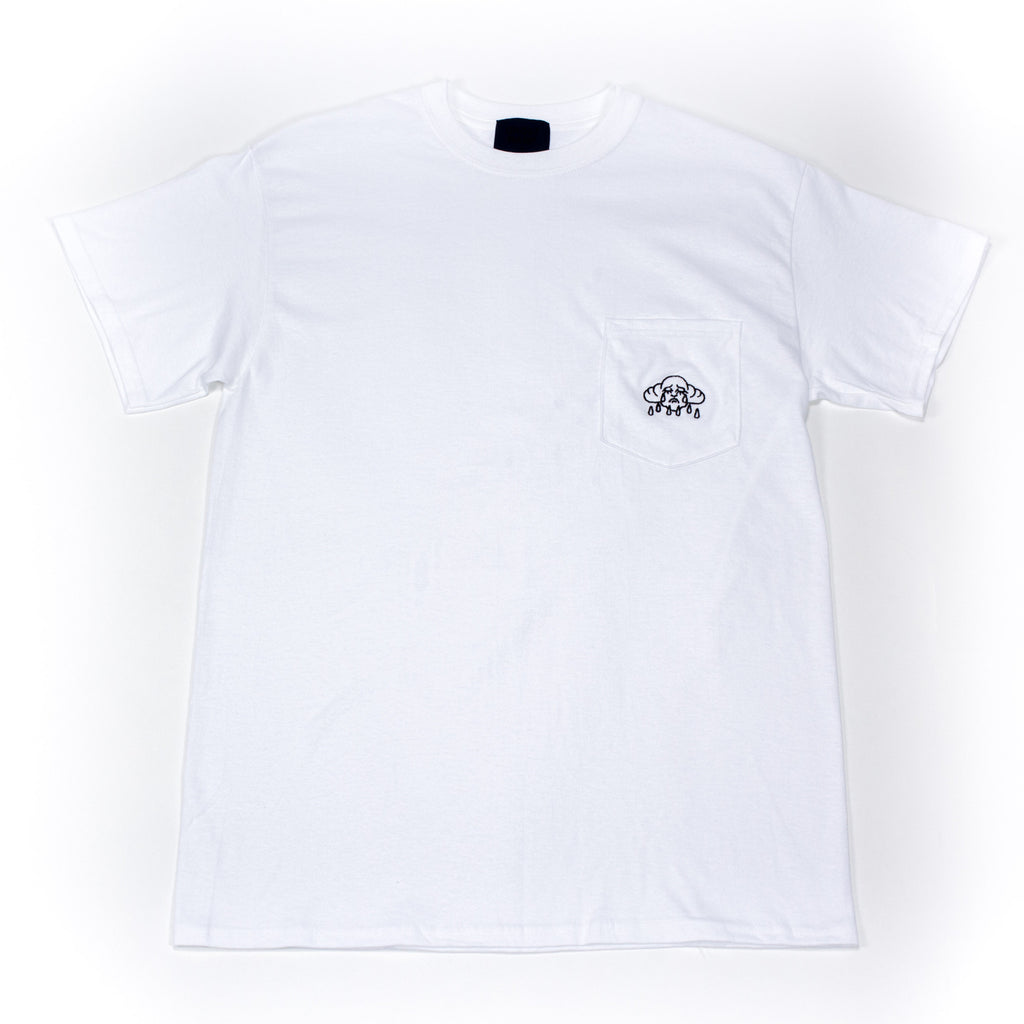 Crying Cloud Pocket Tee