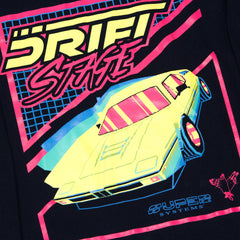 LIMITED EDITION DRIFT STAGE LONG SLEEVE - NAVY