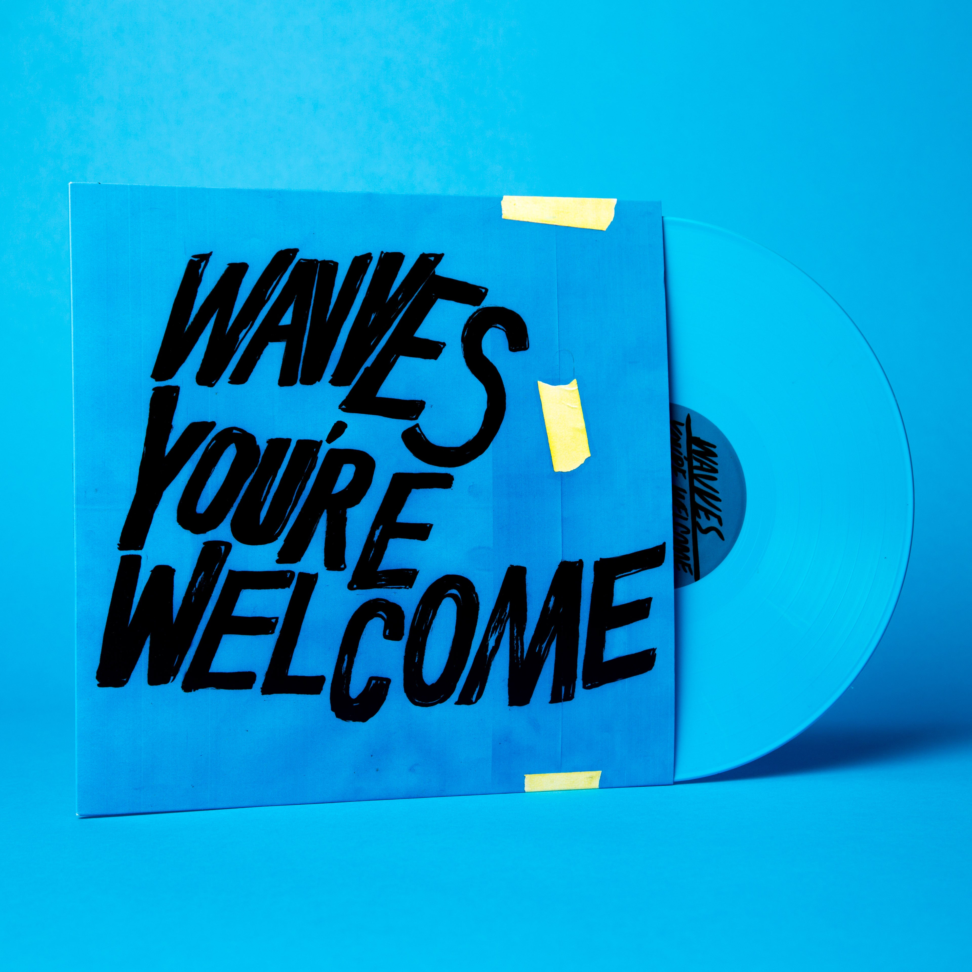 WAVVES 'YOU'RE WELCOME' (LP)