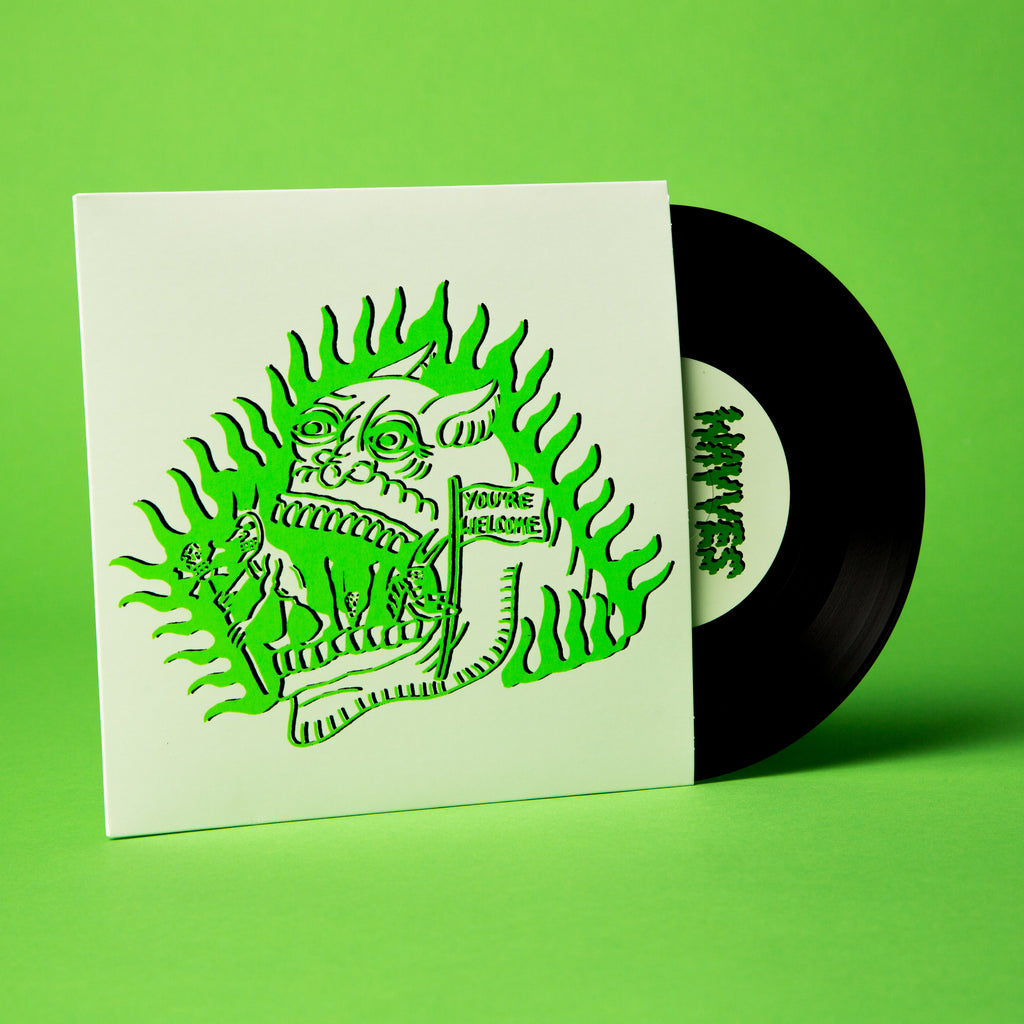 WAVVES 'You're Welcome/Daisy' 7""