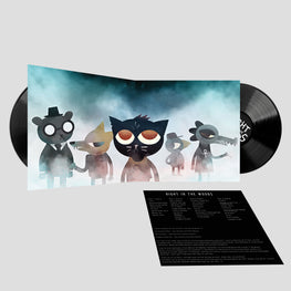 [PRE-ORDER] NIGHT IN THE WOODS (DELUXE 2xLP & ENAMEL PIN)