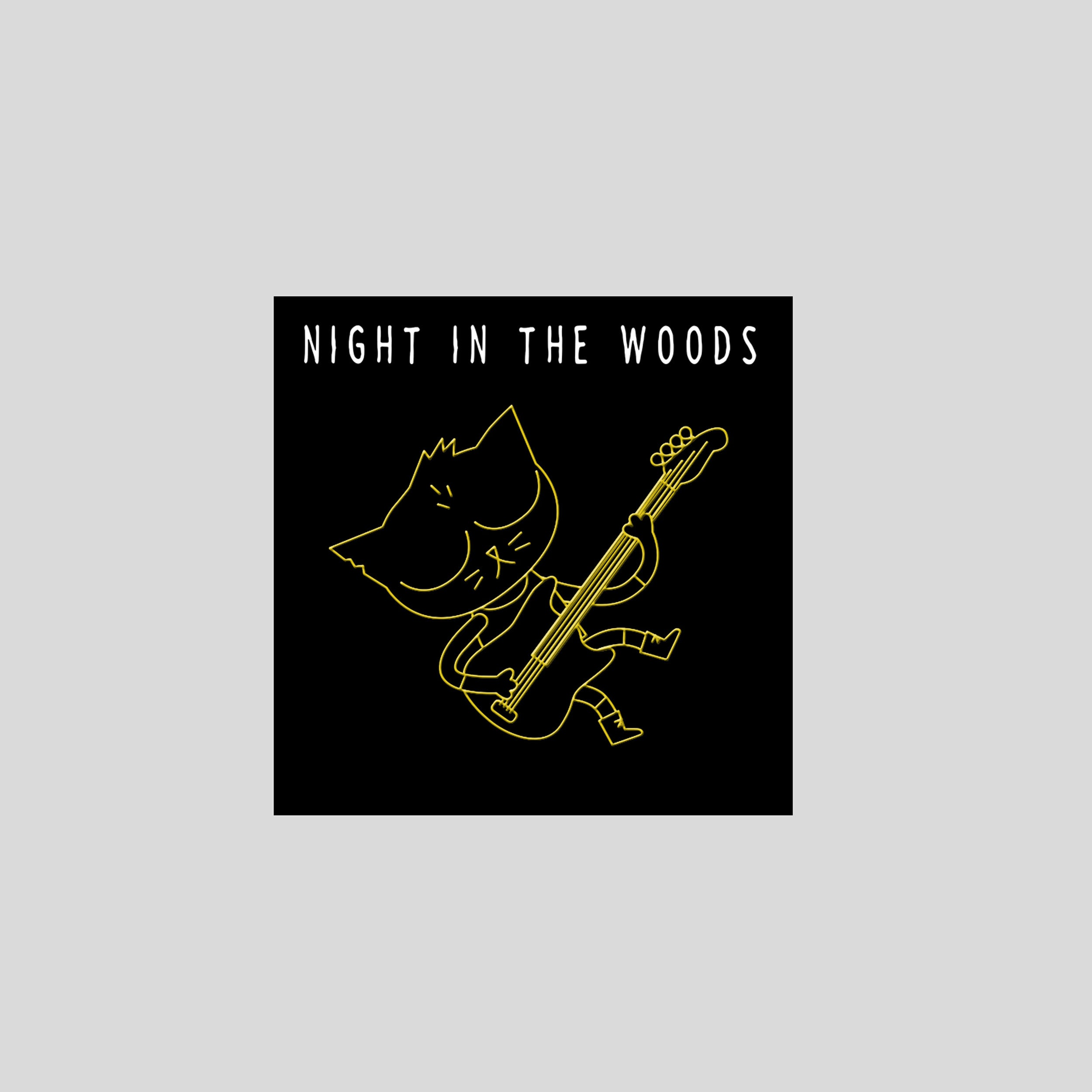 NIGHT IN THE WOODS (DELUXE 2xLP & ENAMEL PIN)