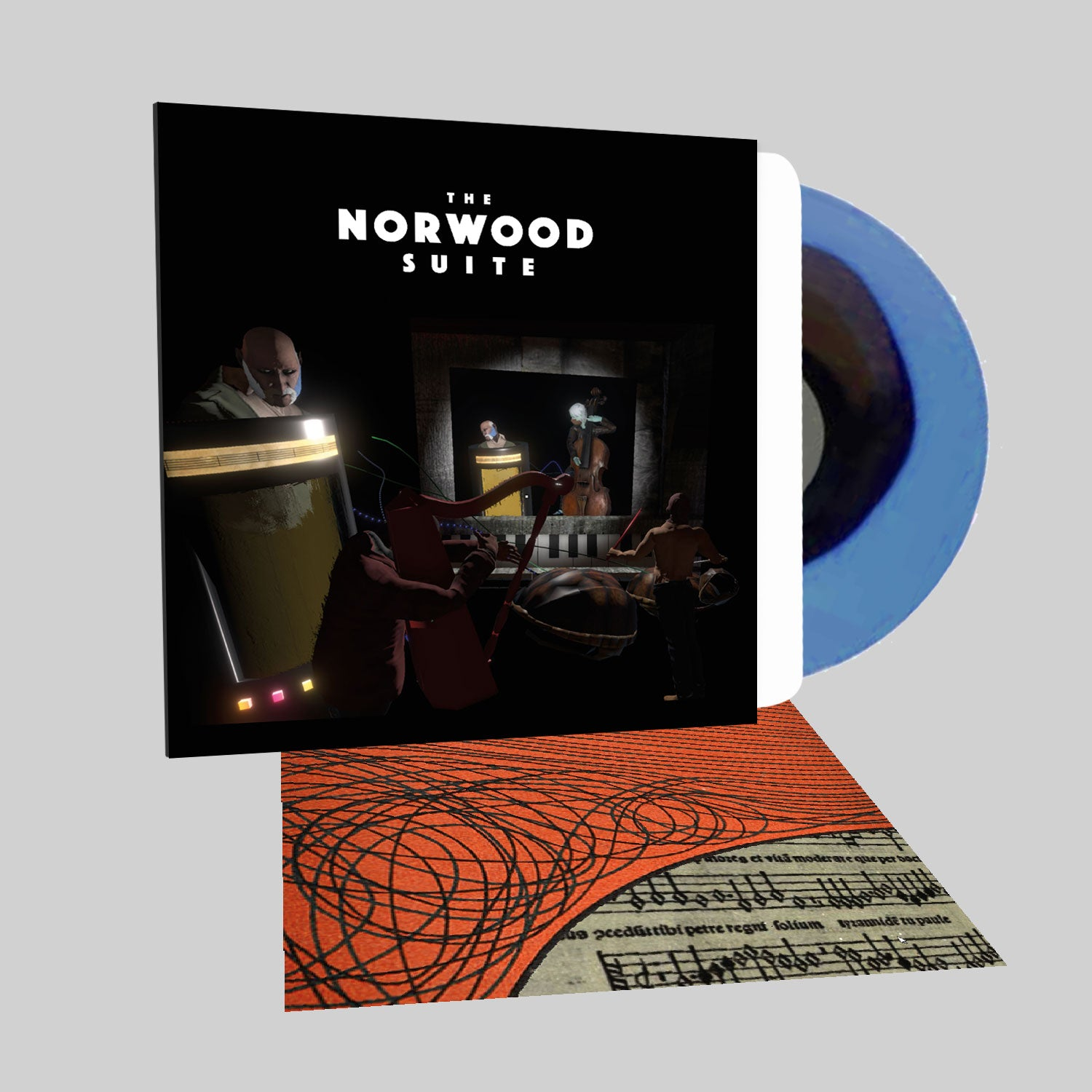 THE NORWOOD SUITE OST (LP)