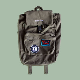GHOST RAMP BACKPACK - OLIVE