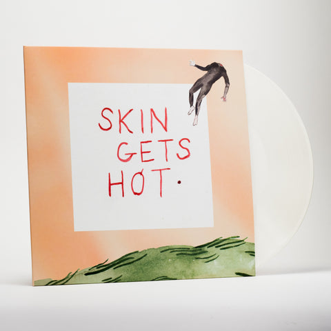 FRATERNAL TWIN 'SKIN GETS HOT' (LP)