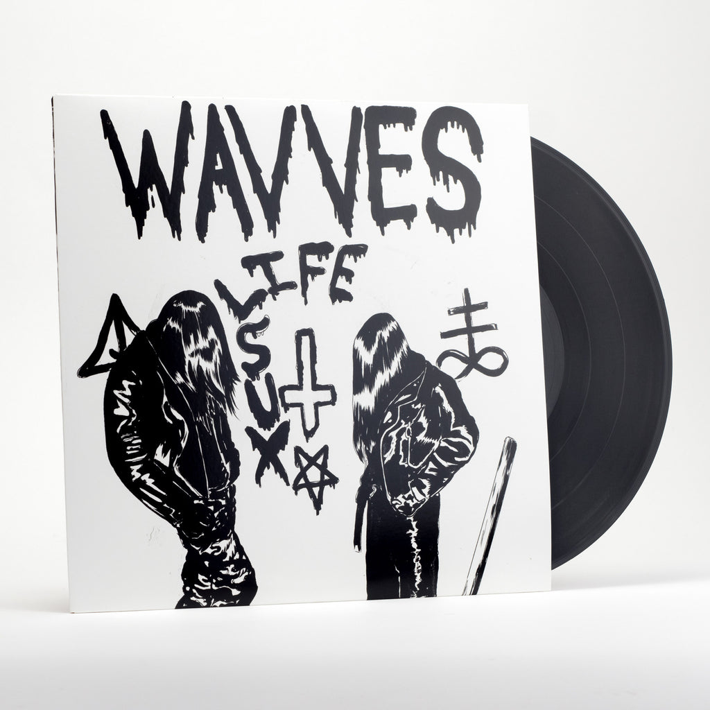 WAVVES 'Life Sux' (EP)