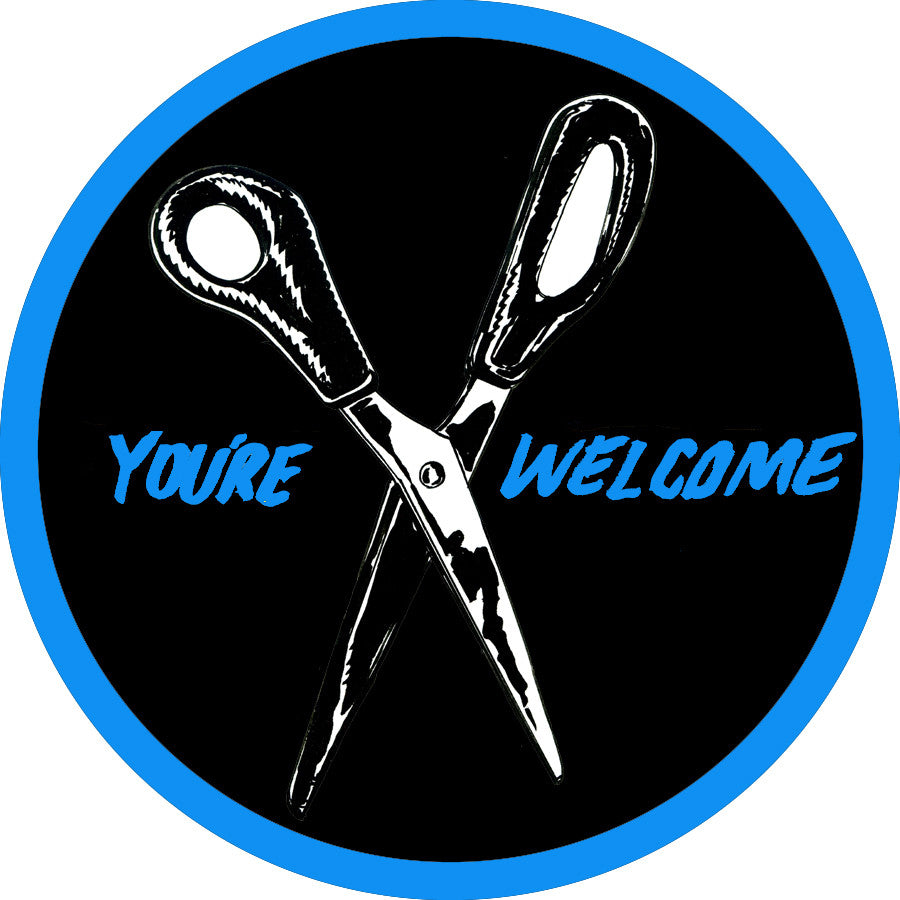 [PRE-ORDER] 'You're Welcome' Patch