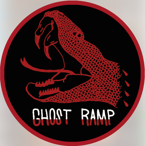 Ghost Ramp Stickers (4 Variants)
