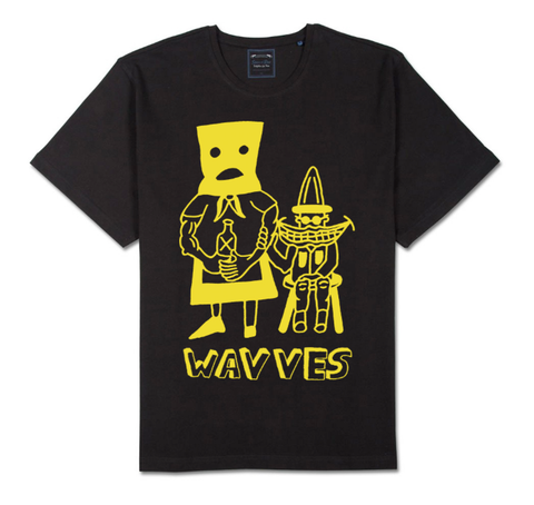 WAVVES Bagged Man T-Shirt