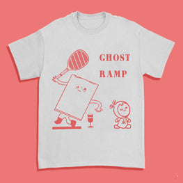 GHOST RAMP TENNIS TEE