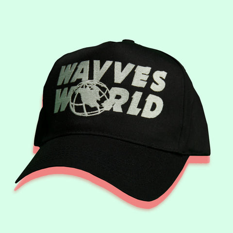 WAVVES WORLD HAT