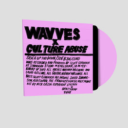 [PRE-ORDER] WAVVES x CULTURE ABUSE - SPLIT 7INCH