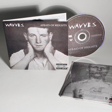 WAVVES 'Afraid of Heights' (CD)