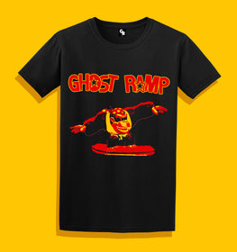 GHOST RAMP VIDEO GAME TEE #4