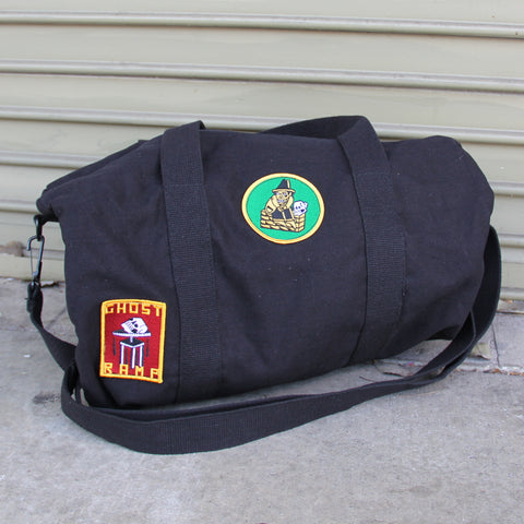 GR Military Duffle Bag - BLACK