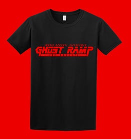 GHOST RAMP VIDEO GAME TEE #3