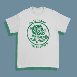 GHOST RAMP ROSE TEE