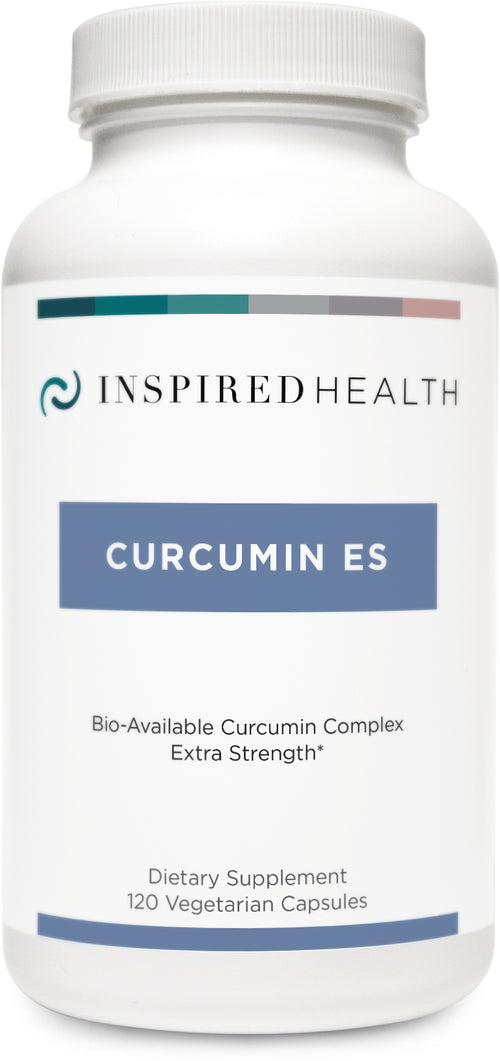 Curcumin ES - Inspired Health Apothecary - Turmeric, Inflammation, Pain, Anti-inflammatory, Gut Health