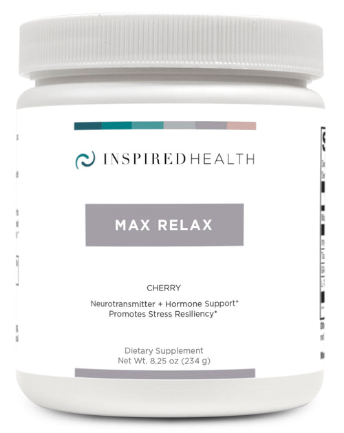 Max Relax (cherry), Sleep Support, Insomnia, Anxiety, Relaxation, Mood Support
