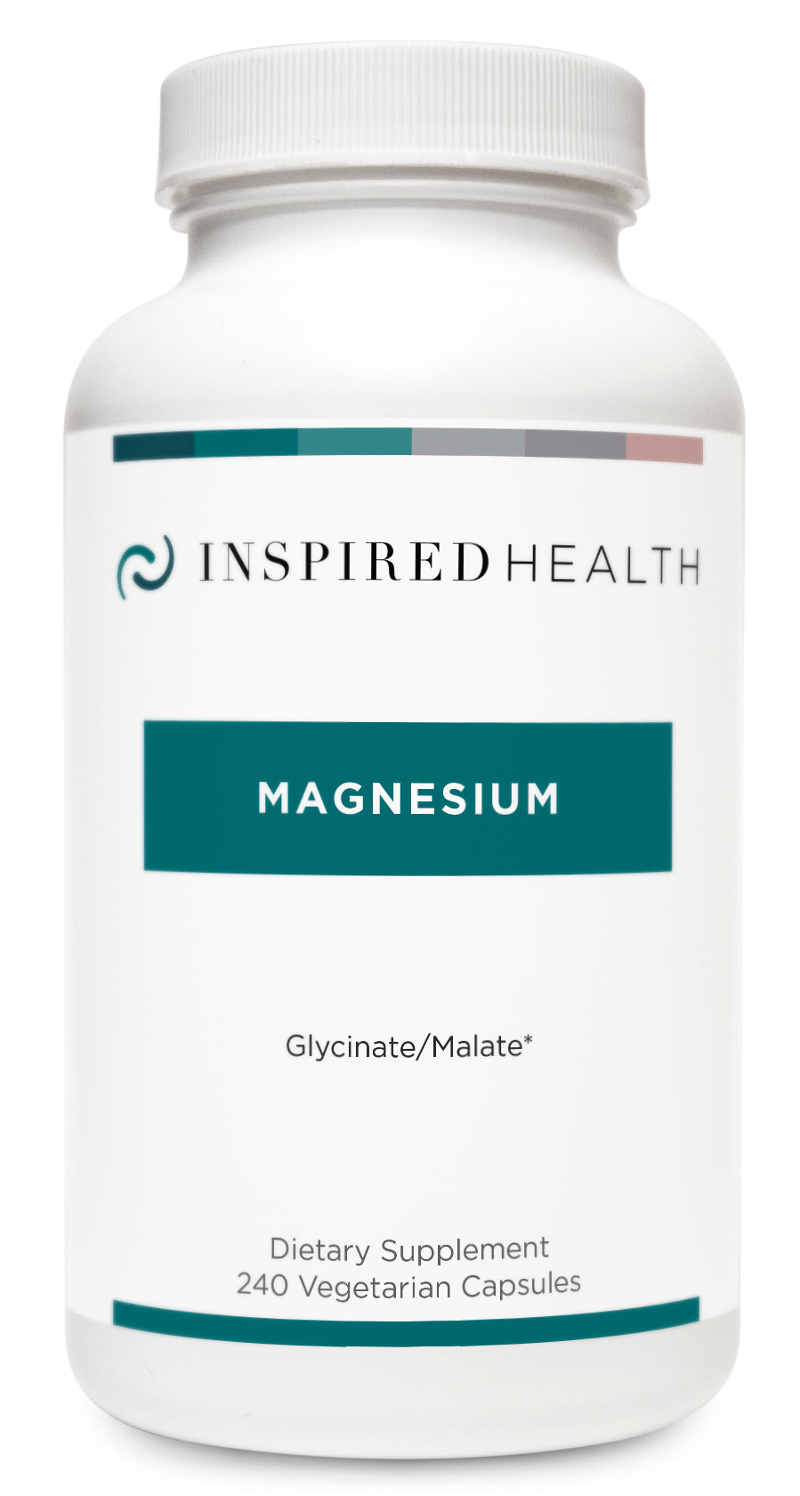 Magnesium 120 caps - Inspired Health Apothecary - Constipation, Anxiety, Insomnia, Sleep Support