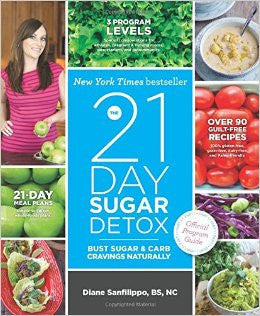 Book: 21 Day Sugar Detox by Diane Sanfilippo - Inspired Health Apothecary