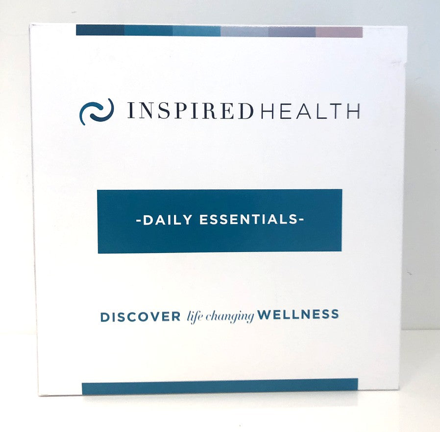 Daily Essentials - Med Packs - Inspired Health Apothecary - Optimal Wellness, Daily Vitamins