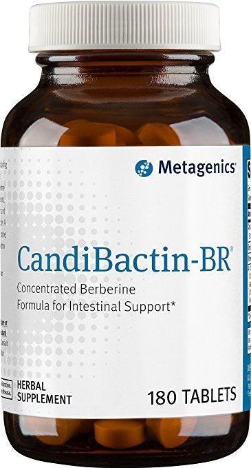 CandiBactin-BR (180 caps) - Inspired Health Apothecary