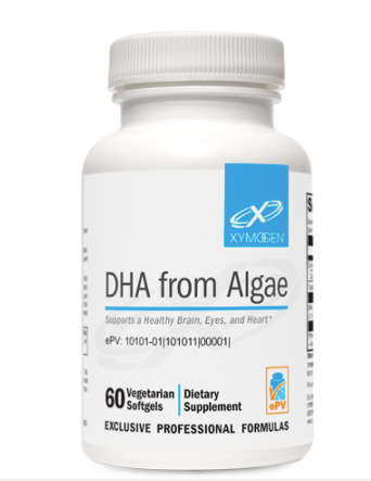 DHA from Algae - Xymogen