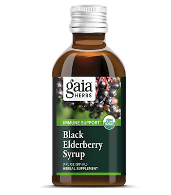 Black Elderberry Syrup 3 fl oz