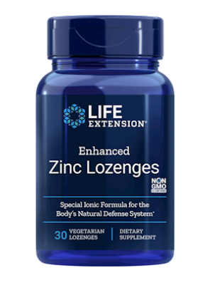 Enhanced Zinc Lozenges