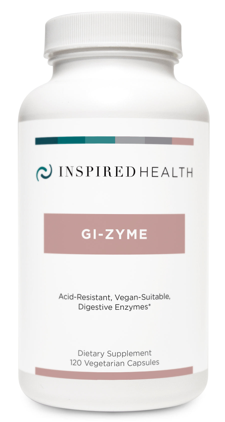 GI-Zyme - Inspired Health Apothecary - Digestive Enzyme, Gas, Bloating