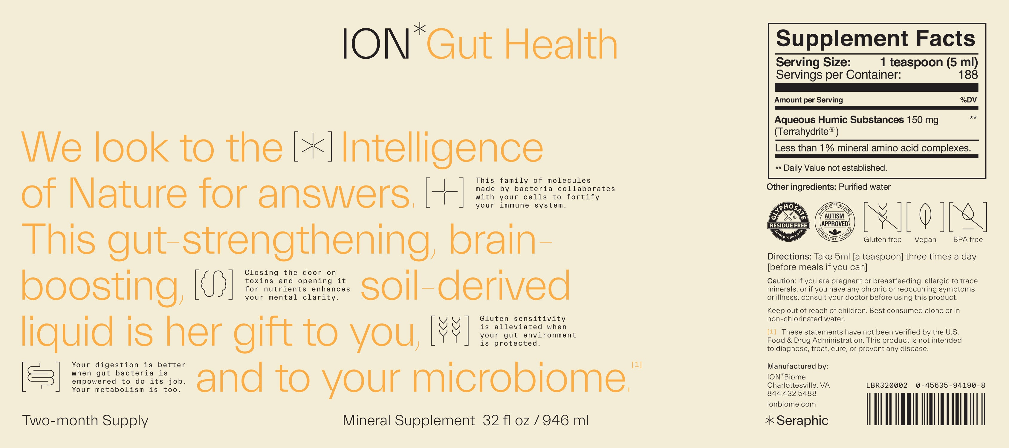 ION* Gut Health (formerly RESTORE)