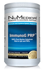 ImunoG PRP - Inspired Health Apothecary -  Leaky Gut, Colostrum, Gut Health