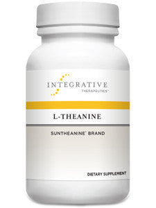 L-Theanine (100mg) - Inspired Health Apothecary