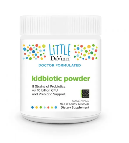 LITTLE DaVinci Kidbiotic Powder