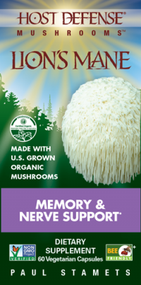 Lion's Mane - Inspired Health Apothecary - SIBO, Gut Health, Alzheimer's, Cognitive Health