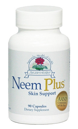 Neem Plus - Inspired Health Apothecary - SIBO, Small Intestine Bacterial Overgrowth, Antibacterial, Yeast, Candida
