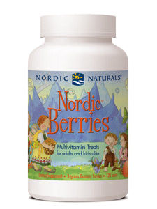 Nordic Berries Children's Multi Gummies - Inspired Health Apothecary