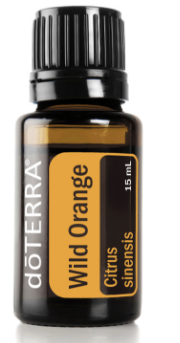 doTERRA Wild Orange Oil - Inspired Health Apothecary