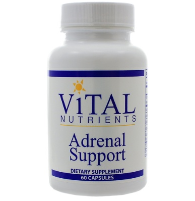 Adrenal Support (60 Caps) - Inspired Health Apothecary