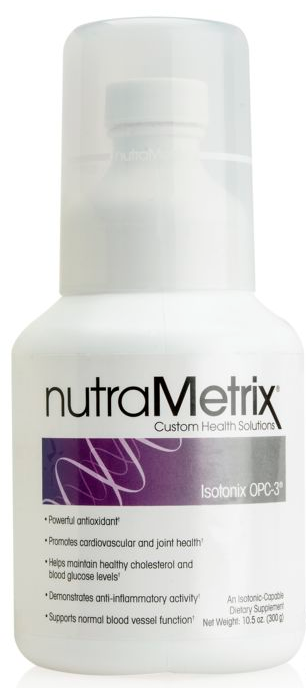 nutraMetrix Isotonix OPC-3 - Inspired Health Apothecary